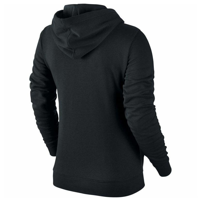 803638 010 damska mikina nike sportswear hoodie.jpg. Dámská černá mikina  NIKE SPORTSWEAR HOODIE c951c54b65