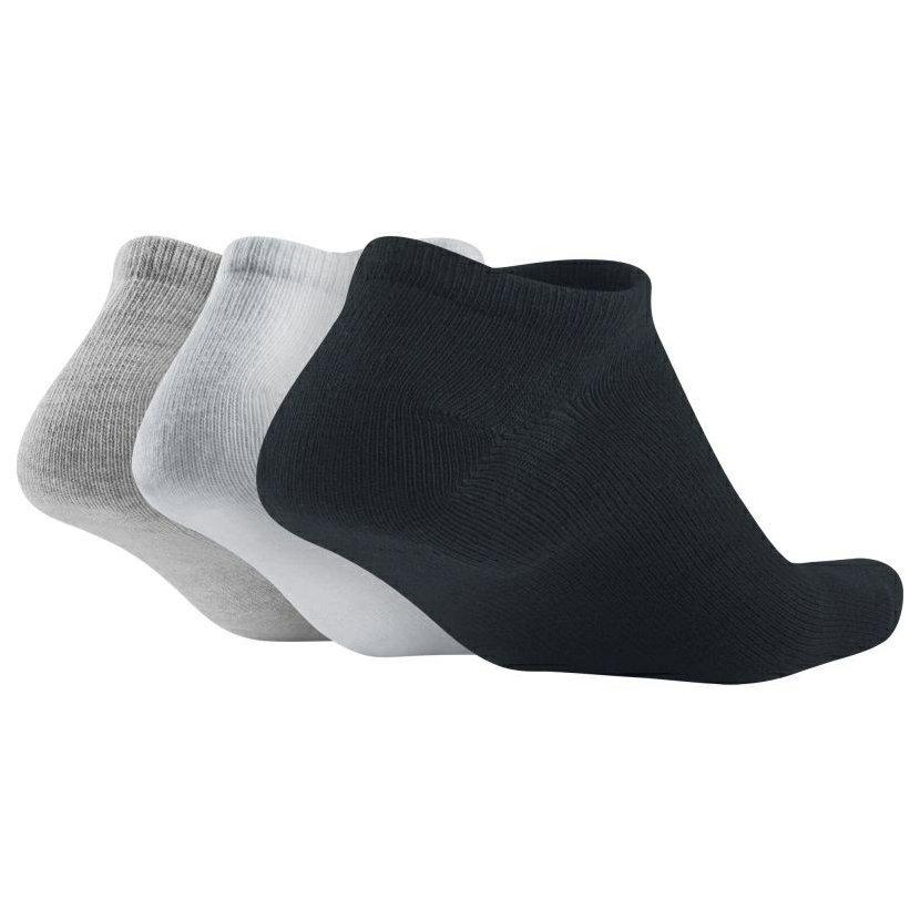 2 SX2554 901.jpg. 1 SX2554 901.JPG. Kotníkové ponožky Nike - 3 páry ve  třech barvách. 900908e519