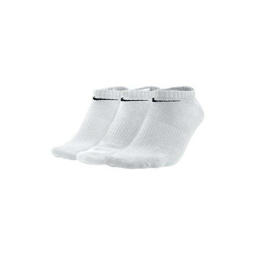 Kotníkové ponožky Nike - 3 páry v bílé barvě. 77aabfbd19